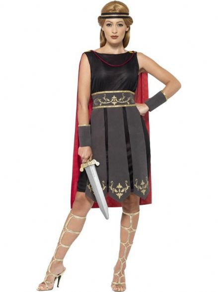 Womens Roman Warrior Costume